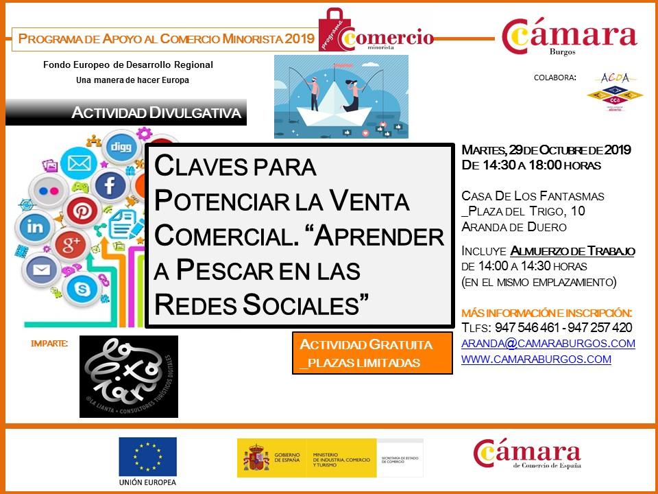 Talleres Actividad Comercial_ 29.10.2019