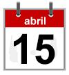 15 abril