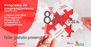 Taller emprendimiento 8 abril