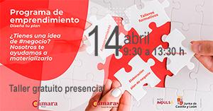 Taller emprendimiento 14 abril